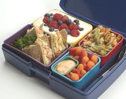 Los Angeles School Lunch Ideas